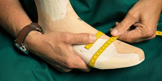 Orthopedische maatschoenen