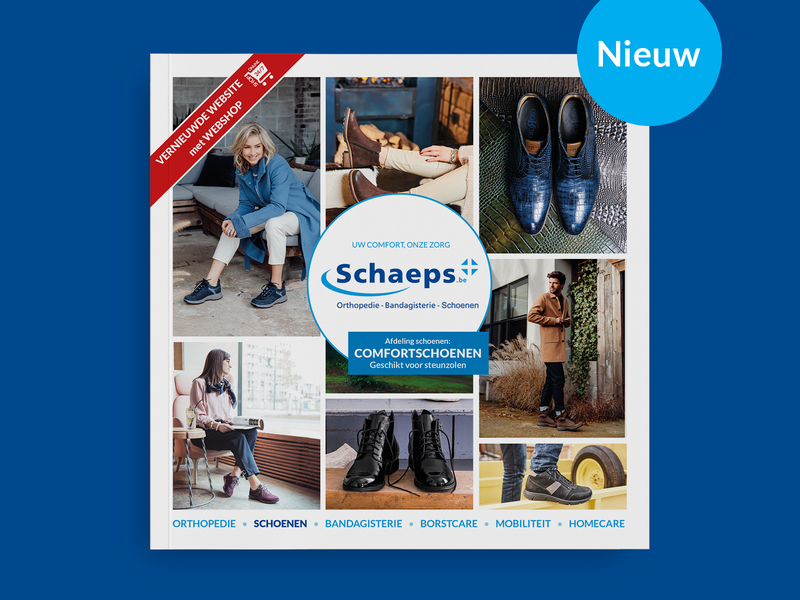 Download hier ons laatste Schaeps magazine