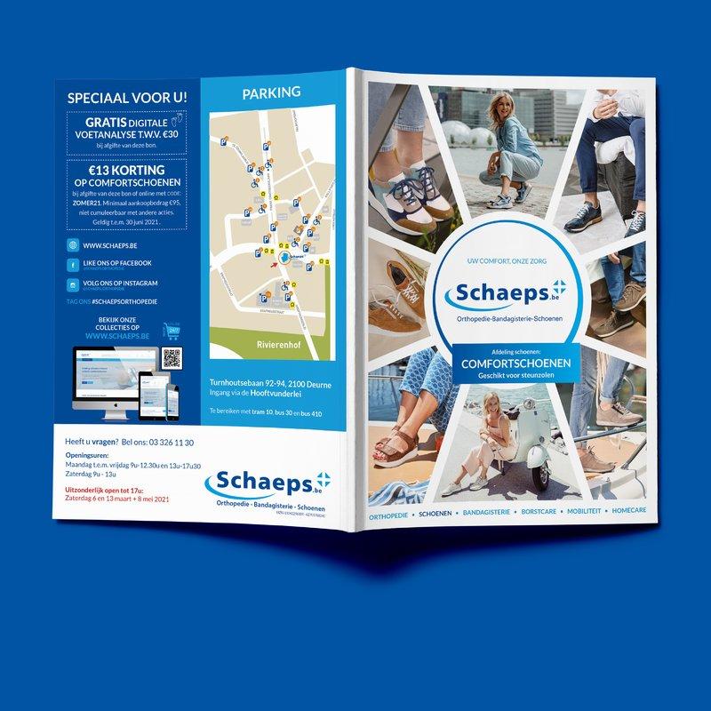 Het Schaeps magazine.