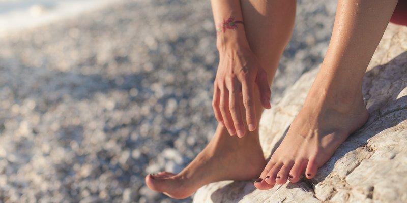 Tips voor gezonde voeten