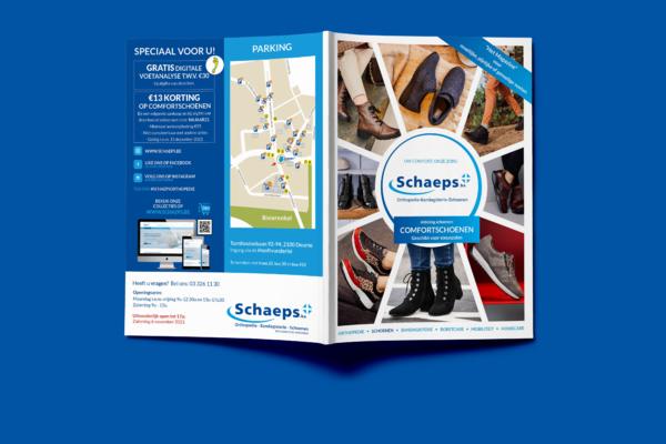 Schaeps Comfortschoenen collectie najaar 2021