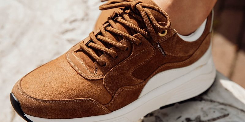 Next Generation Limited Edition sneakers: Golden Gate by Xsensible